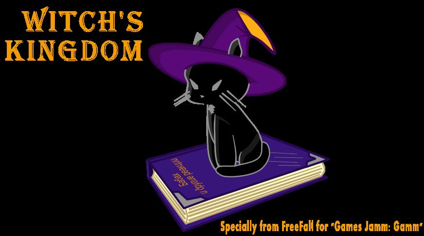 Королевство ведьмы